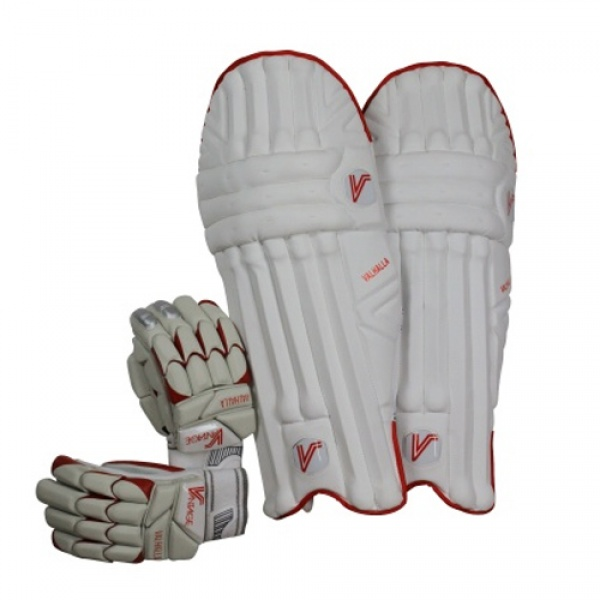 Valhalla Junior Pads & Gloves Bundle