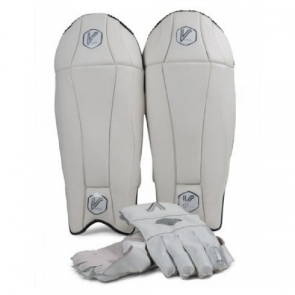 Vantage Wicket Keeping Pads & Gloves Bundle