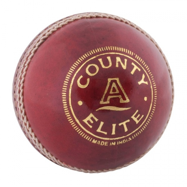 County Elite A Cricket Ball