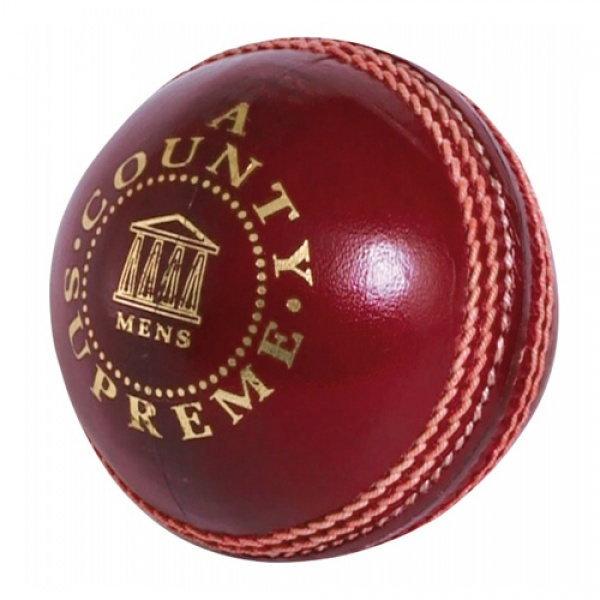 County Supreme Cricket Ball