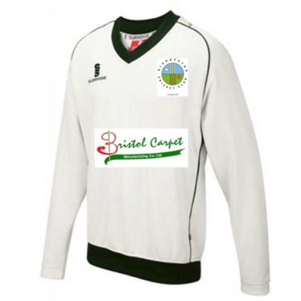 Bishopston CC Sweater Long Sleeve