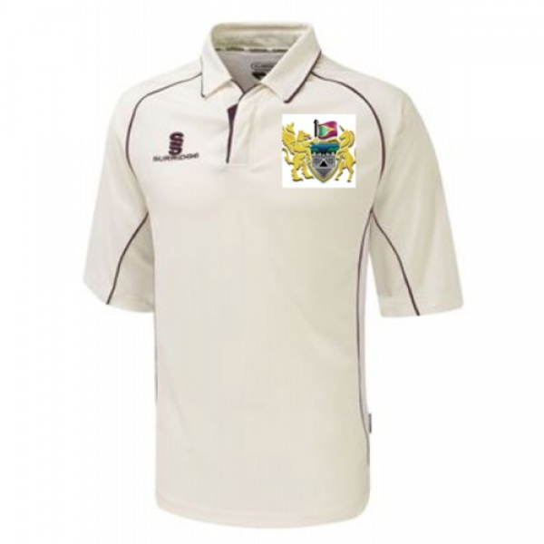 Long Ashton CC Playing Shirt 3/4 Sleeve