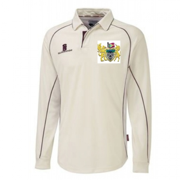 Long Ashton CC Playing Shirt Long Sleeve