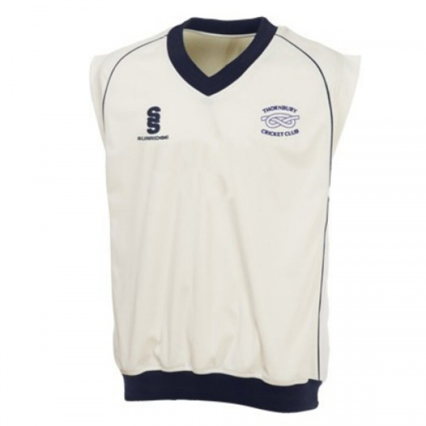 Thornbury CC Sweater Short Sleeve