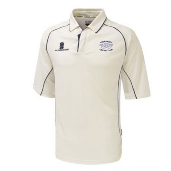 Thornbury CC Playing Shirt 3/4 Sleeve