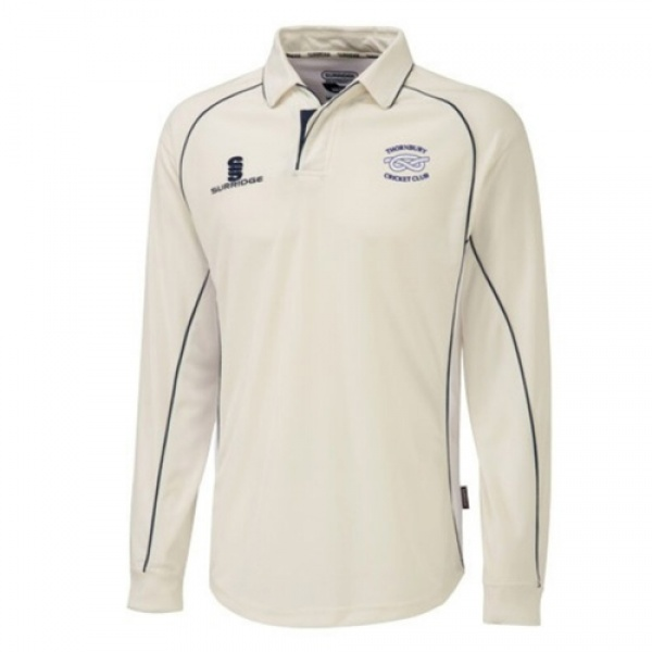 Thornbury CC Playing Shirt Long Sleeve