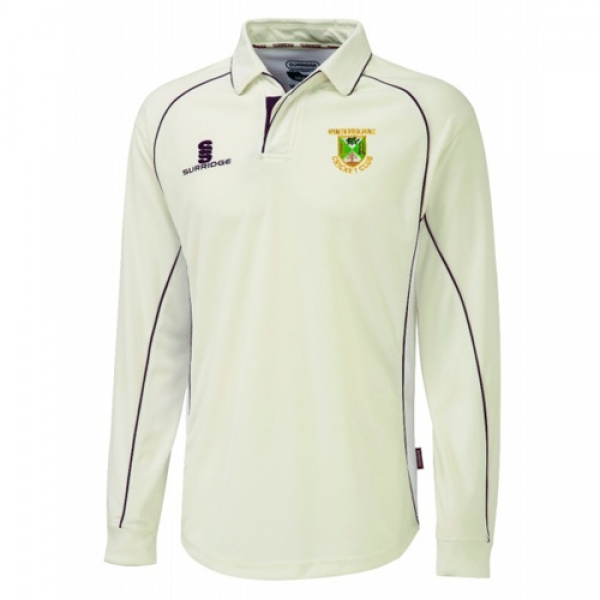 Winterbourne CC Playing Shirt Long Sleeve