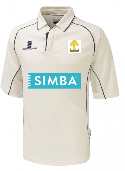 Barrow CC 3/4 Sleeve Playing shirt