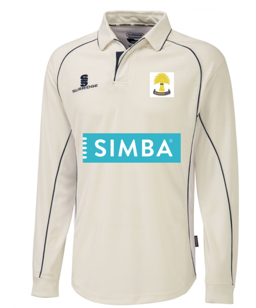 Barrow CC Playing Shirt Long Sleeve