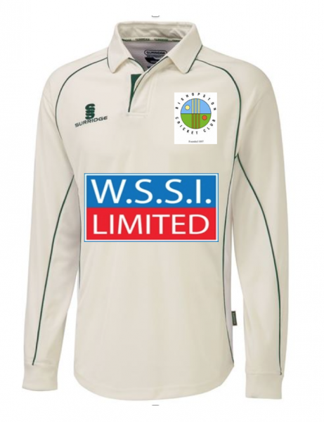 Bishopston CC Playing Shirt Long Sleeve