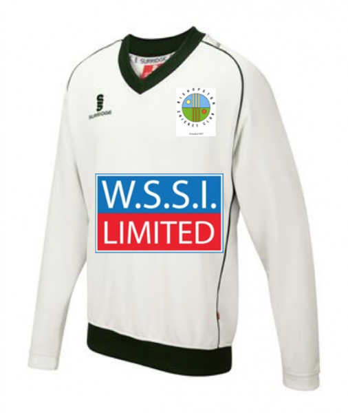 Bishopston CC Sweater Long Sleeve