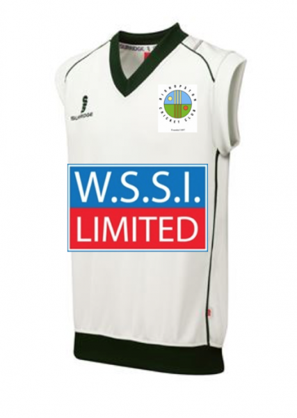 Bishopston CC Sweater Short Sleeve