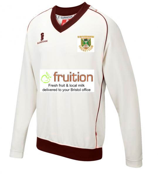 Winterbourne CC Sweater Long Sleeve